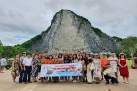 Đoàn ghép đi Thái Lan hè 2019
