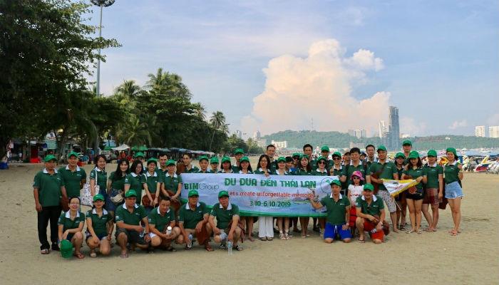 Tập đoàn BIM du lịch Thái Lan