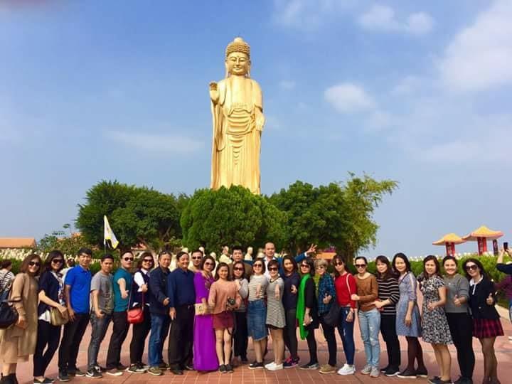 Đoàn thăm Đài Loan 2018