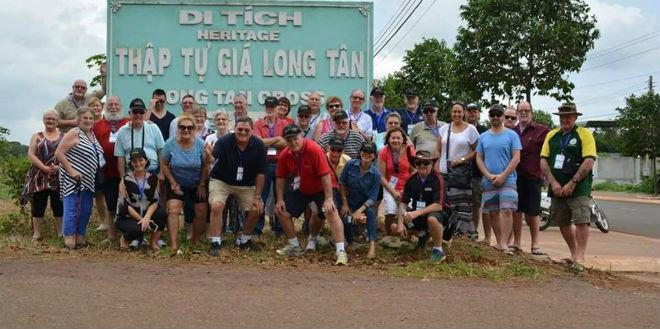 Đoàn Úc xuyên Việt Nam 2018