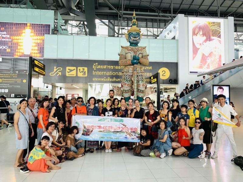 Du lịch Tháilan