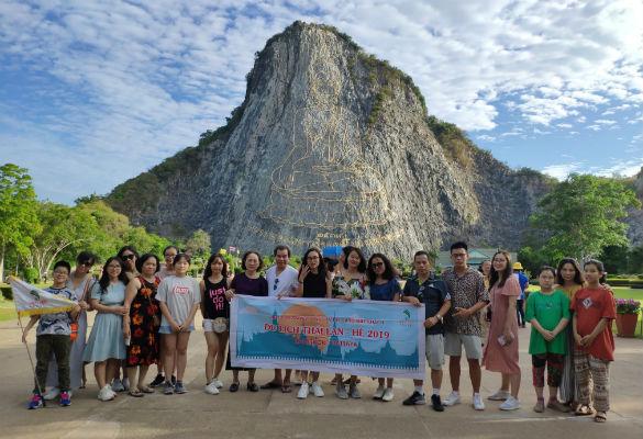 Đoàn đi Thailan Hè 2019