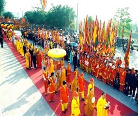Những lễ hội lớn nhất cả nước chào mùa xuân