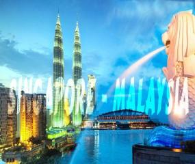 CÁC ĐIỂM THAM QUAN TẠI SINGAPORE – MALAYSIA