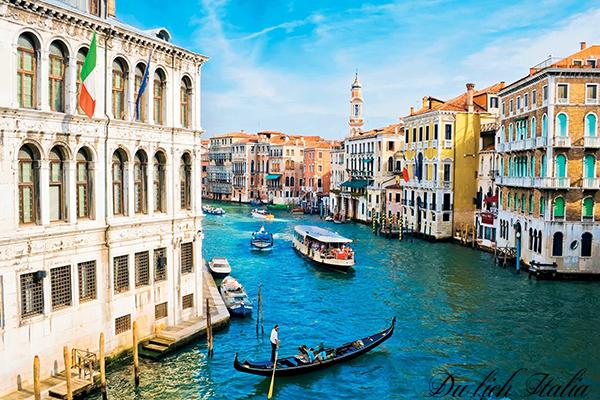 CÁC ĐIỂM THAM QUAN TẠI Ý (ITALIA)
