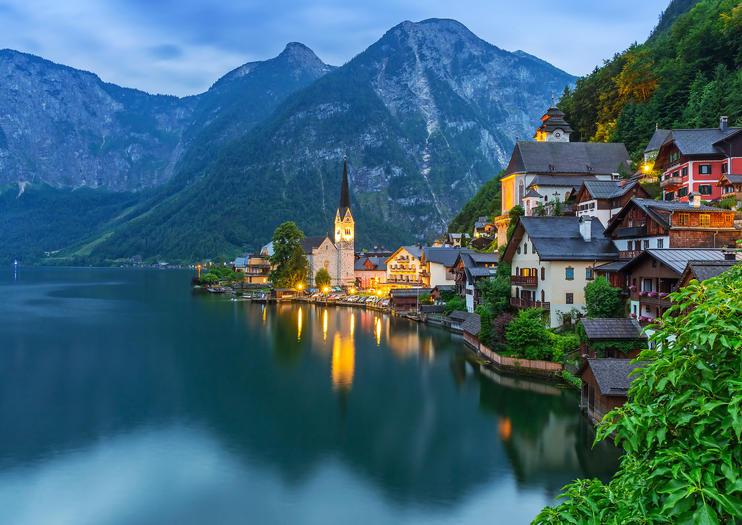 7 cảnh quan tuyệt đẹp ở châu Âu phải đến 1 lần trong đời