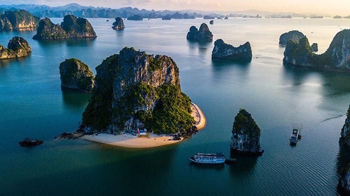 10 danh thắng đẹp nhất Việt Nam đối với du khách