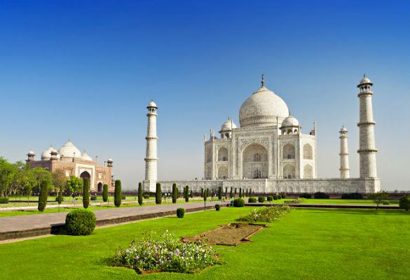 DU LỊCH ẤN ĐỘ: NEW DELHI - AGRA - JAIPUR