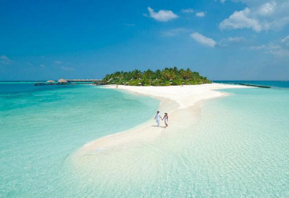 THIÊN ĐƯỜNG NGHỈ DƯỠNG MALDIVES bay hãng hàng không Singapore Airlines