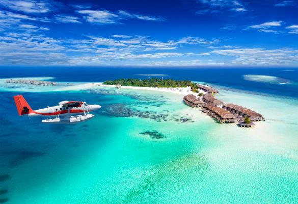 THIÊN ĐƯỜNG NGHỈ DƯỠNG MALDIVES bay hãng hàng không Air Asia