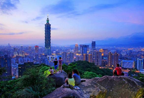 Đài Loan - 5 Ngày 4 Đêm - Tết Nguyên Đán