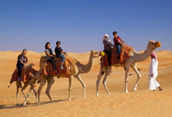 DUBAI - ABU DHABI - BAY EMERATE 5*