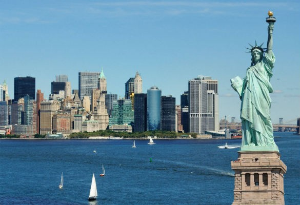 NEW YORK - PHILADELPHIA -  WASHINGTON DC - LAS VEGAS - HOOVER DAM - GRAND CANYON - LOS ANGELES - HOLLYWOOD 9 NGÀY 8 ĐÊM
